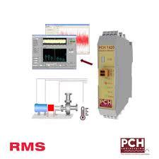 Pch 4 Channel Vibration Monitor Rms Ltd