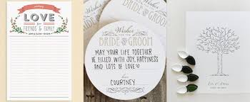 guest book template free free wedding guest book printables popsugar smart living