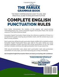 Complete English Punctuation Rules Perfect Your Punctuation And