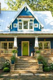 Exterior Cabin Colors How To Choose Paint For Your House Cottage ...