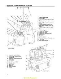 Riccar Sewing Machine Instructions