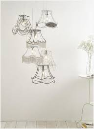 clear ophelia cer light beaded chandleier cer light multiple pendant cer chain vintage chandelier bead crystal