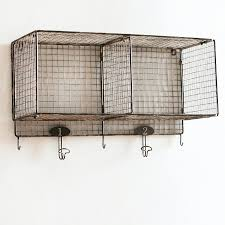 chic wall mounted bookshelves can be great space savers ideas stunning wire wall mounted bookshelves