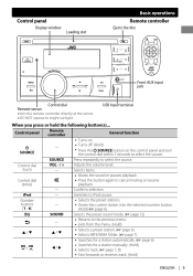 jvc kw r500 support and manuals instructions page 5