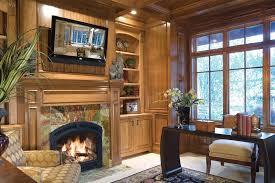 craftsmen office interiors. 15 Updated Craftsman House Plan Interiors Craftsmen Office
