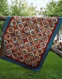 57 best Quilts images on Pinterest | Easy quilts, Little red hen ... & Bullseye Quilt from The Little Red Hen Quilt shop/The Cotton Shop in  Muscatine Adamdwight.com