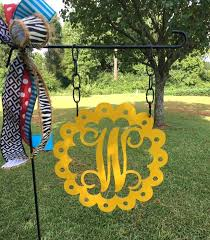 monogrammed flags for outdoors charming monogrammed garden flag applied to your residence design monogram garden flags