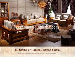 source teak wood sofa set design for living room living room furniture design on m