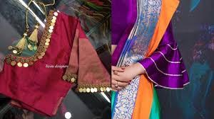 Saree Blouse Sleeve Designs 2018 Blouse Sleeves Designs Blouse Sleeves Ideas 2019
