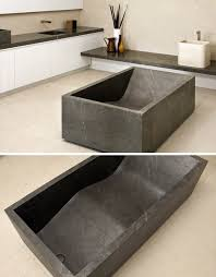 freestanding stone bathtub. luxury stone bathtubs freestanding bathtub