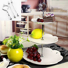 Cookie Display Stand 100 Tier Stainless Steel Cupcake Stand Square Wedding Birthday Cake 92