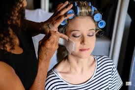 wedding make up for oily skin