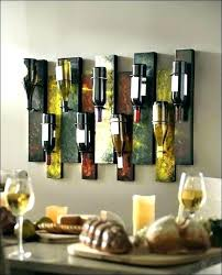 wine decor for dining room wall cool ideas