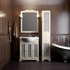 Мебель для ванной opadiris Кама Слоновая кость Сантехника  Мебель для ванной opadiris Кама 75 Слоновая кость