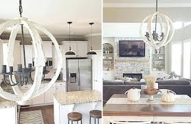 white wood chandelier uk distressed farmhouse chandeliers entryway and