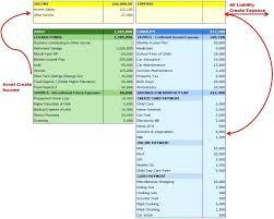 Personal Balance Sheet Template. free personal balance sheet ...