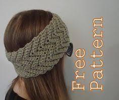 Ear Warmer Crochet Pattern Unique Criss Cross Crochet Ear Warmer Crochet Pinterest Free Crochet