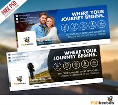 Free Facebook Covers Templates Travel Facebook Timeline Covers Free Psd Templates Psdfreebies Com