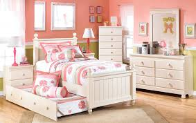 color color flowery accents girls bedroom adorable nursery furniture white accents