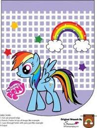 Small Picture Free My Little Pony Birthday Party Banner Printables Girls FREE