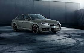 black audi. audi a4 saloon black edition trim 6