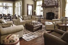 Living room furniture layout examples Rectangular Living Room Furniture Layout Examples peenmediacom Onlineaffilatesclub Brown Living Room Sectional Ideas Rustic Living Room