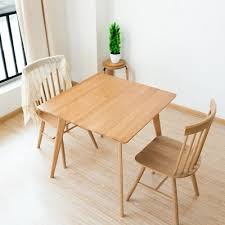 Solid wood dinning set Pepperfry Solid Wood Dining Table Simple White Oak Square Table Wood Small Square Dining Table Aliexpress Solid Wood Dining Table Simple White Oak Square Table Wood Small