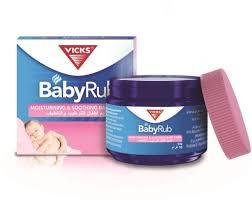 Vicks Baby Rub - 50 g | Souq - UAE