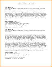 Example Of Scholarship Essay 5 Example Scholarship Application Martini Pink