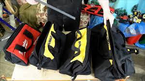 Комплектные <b>сумки Dewalt</b> и Milwaukee - YouTube