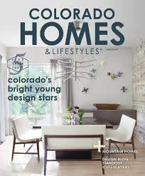 Small Picture Colorado Homes and Lifestyles Colorados Home Design Authority
