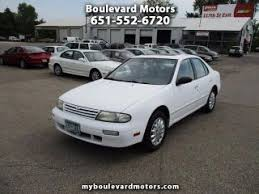 Used 1996 Nissan Altima Xe In Inver Grove Heights Minnesota