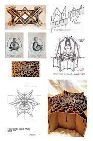 38 best Paper Furniture images on Pinterest | Cardboard chair ...