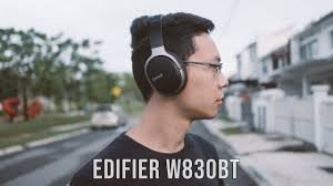 <b>Edifier W830BT</b> Review | Longest Battery Life <b>Wireless Headphone</b> ...