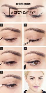 makeup ideas with cat eye makeup tutorial with beautiful cat eye makeup tutorial todayoutlook