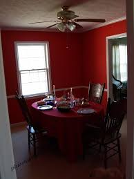 more custom red wall dining room ideas trend