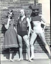 Tweka Swimwear Showed Their 1970 Collection London Redaktionelles Stockfoto  – Stockbild   Shutterstock
