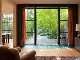 Crittall Steel Windows & Doors eclectic-living-room