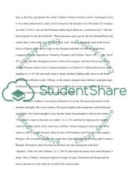 master slave relationships in shakespeares the tempest essay master slave relationships in shakespeares the tempest essay example