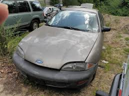 1997 Chevrolet Cavalier Sedan Quality Used OEM Replacement Parts ...