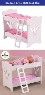 KidKraft Little Doll Bunk Bed. KidKraft Littile Doll Bunk Bed.