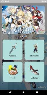 Genshin Impact Wiki & Guides for Android - APK Download