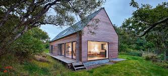 Small Picture Modern self build house kits from Hebridean Contemporary Hom