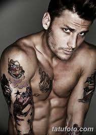 фото красивые мужские тату 12082019 055 Handsome Men Tattoos