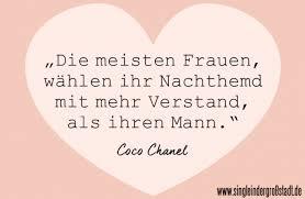 Zitat Verstand Coco Chanel