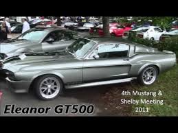 1967 mustang shelby gt500 eleanor 408ci