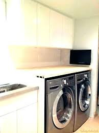 counter depth washer and dryer. Interesting Washer Bosch Counter Depth Washer Dryer For And Combined With Over Under S  Inspiration  Undercounter Ventless  For Counter Depth Washer And Dryer D