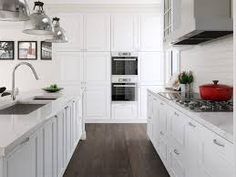 white kitchen flooring decoration inspiration wood 1