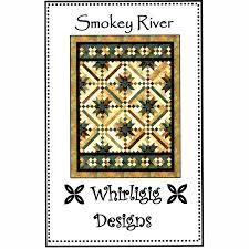 Smokey River Pattern - Chris Hoover - Whirligig Designs — Missouri ... & Smokey River Pattern Adamdwight.com