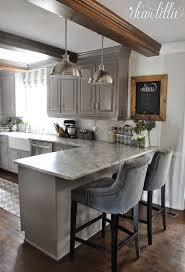 Kitchen Peninsula Ideas